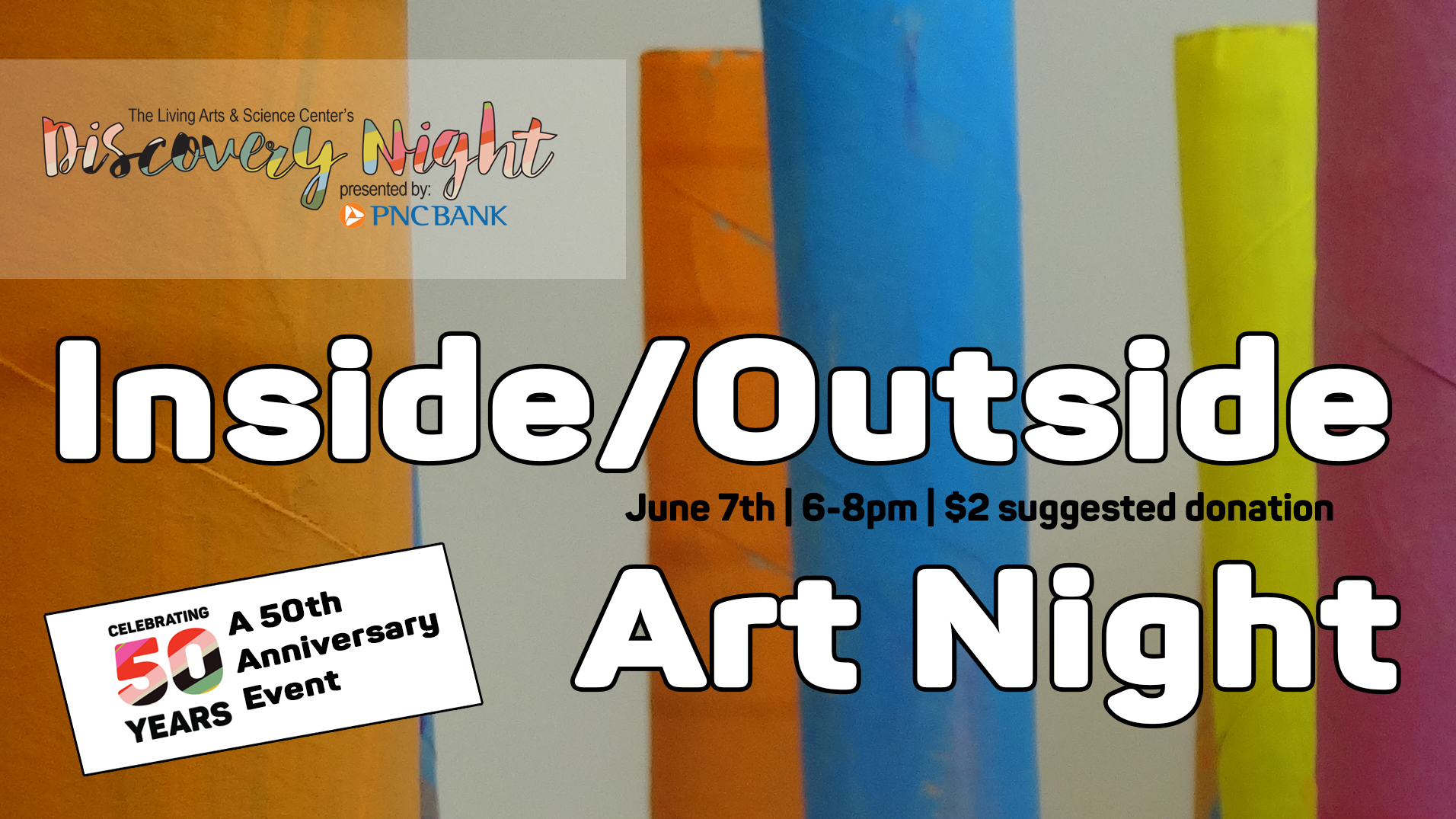 Discovery Night: Inside/Outside Art Night