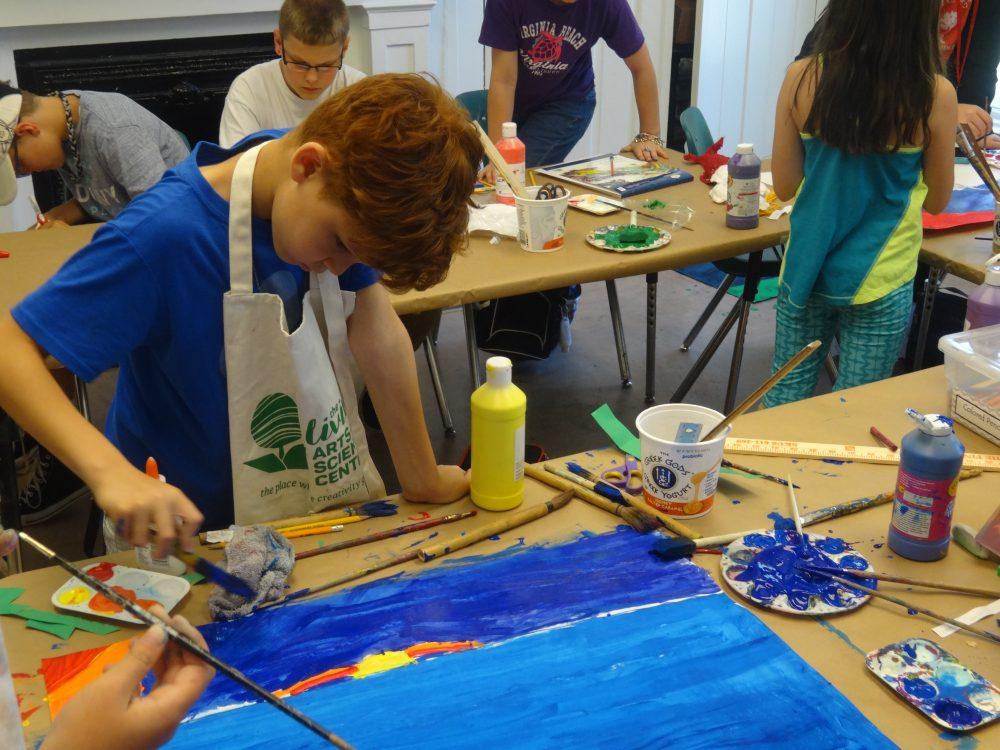 Kids & Family – Living Arts and Science Center