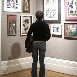 Person In Gallery