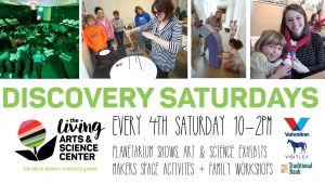 Discovery Saturdays at the LASC