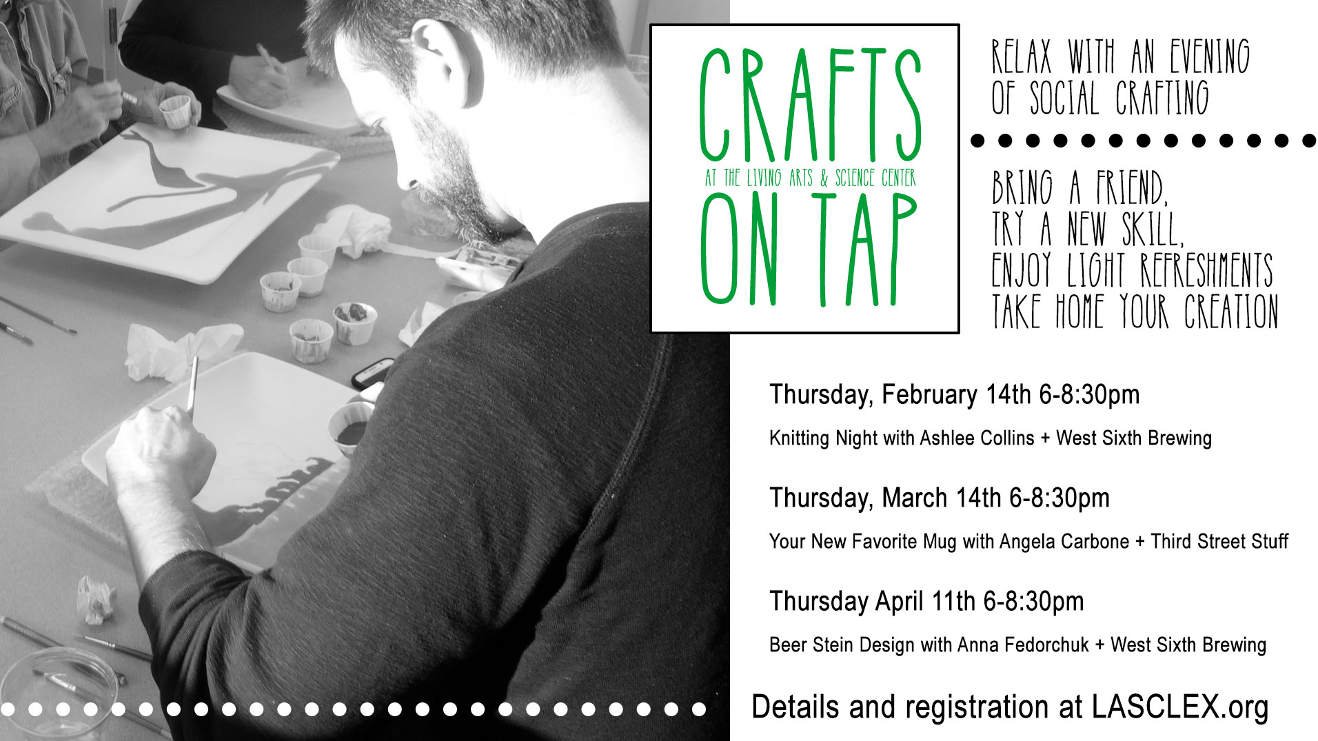 craftsontap