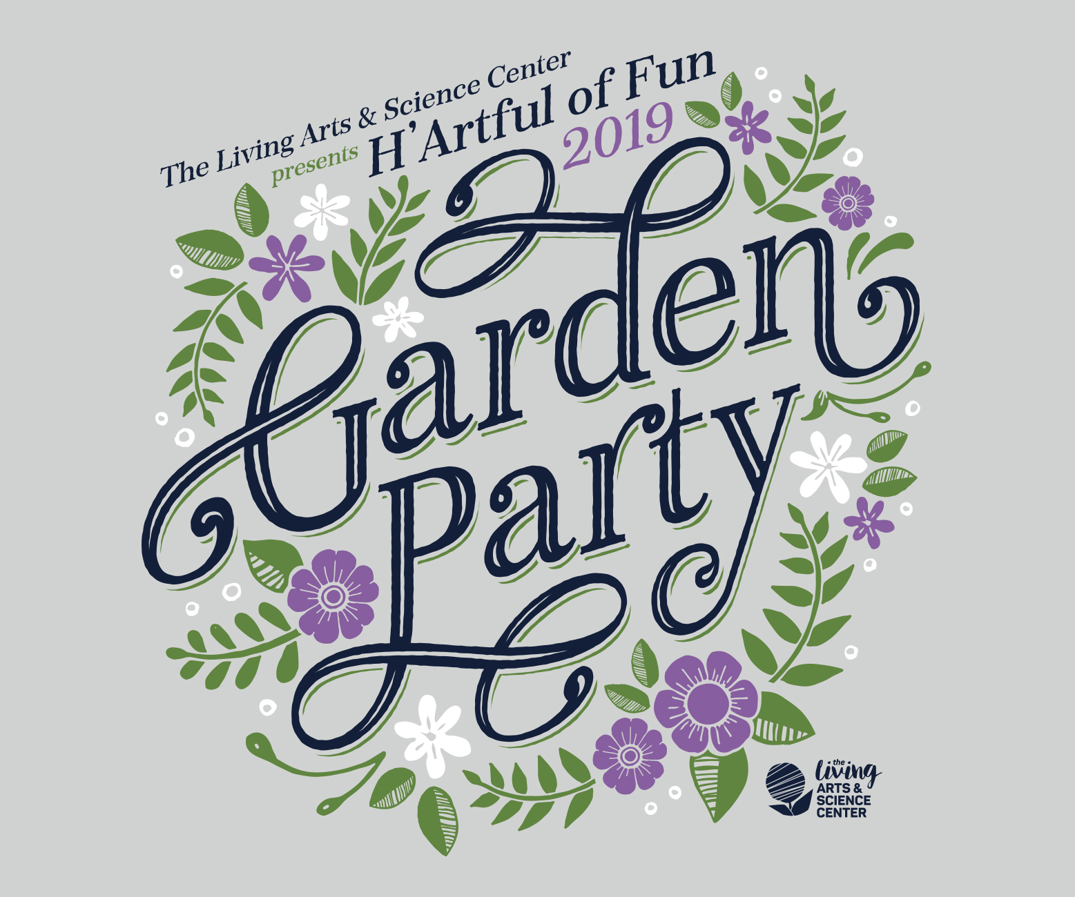 H'Artful of Fun: A Garden Party