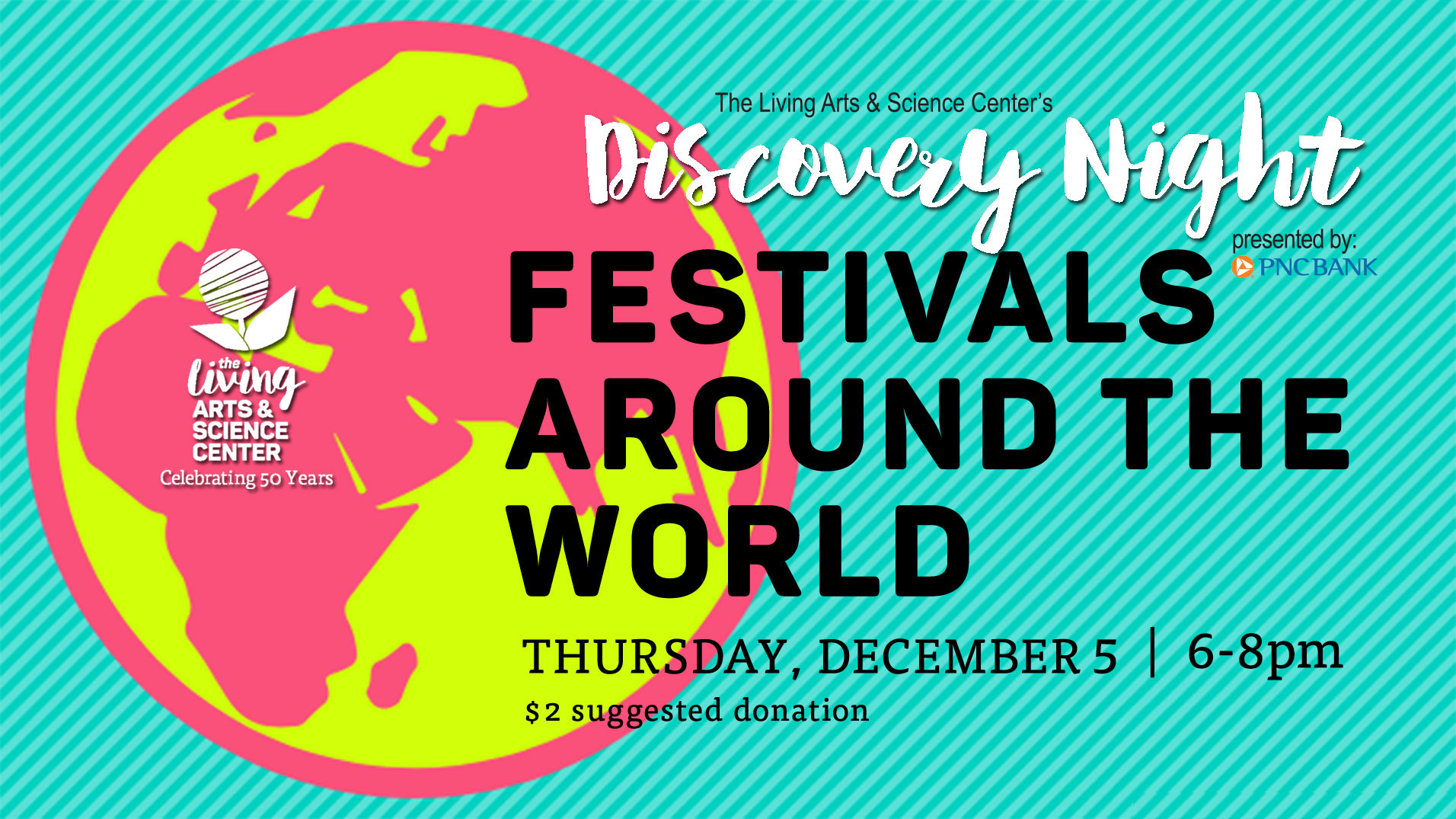 Discovery Night: Festivals Around The World