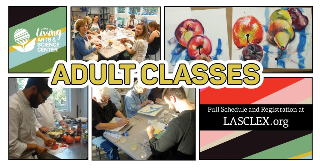 Adult Classes at the LASC