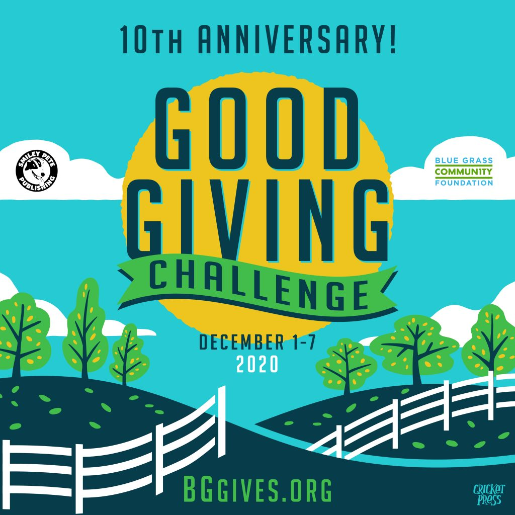 Join us Dec. 1 - 7 and DO SOMETHING BIG for The Living Arts & Science Center